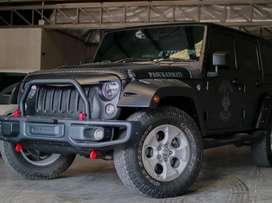 Jeep JK Wrangler Sahara 3.6 Pentastar 2013/2014 Full Var rubicon