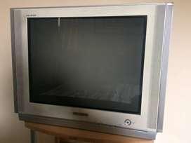 "25"" FLAT SCREEN COLOUR SAMSUNG TV"