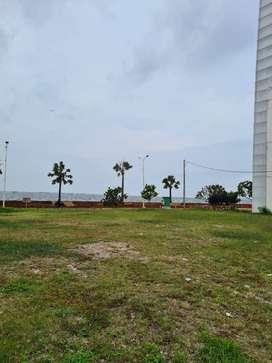 Tanah / Kavling Jarang Ada Pantai Mutiara Bisa Pakir 7 Kapal Pesiar