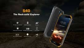 Rugged Outdoor Smartphone Unlocked, DOOGEE S40 Lite Android 9.0, Dual
