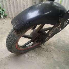 Bajaj discover 100 cc 5 stork