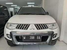 Mitsubishi pajero exceed at 2011 terawat