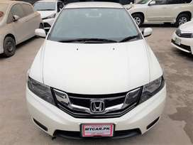 HONDA CITY 1.3 PROSMATEC 2018 LAHORE REG., 1ST OWNER,  LOW MILEAGE !