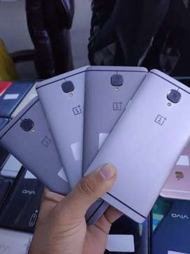 one plus 3 and 3t 6gb /128 gb  available