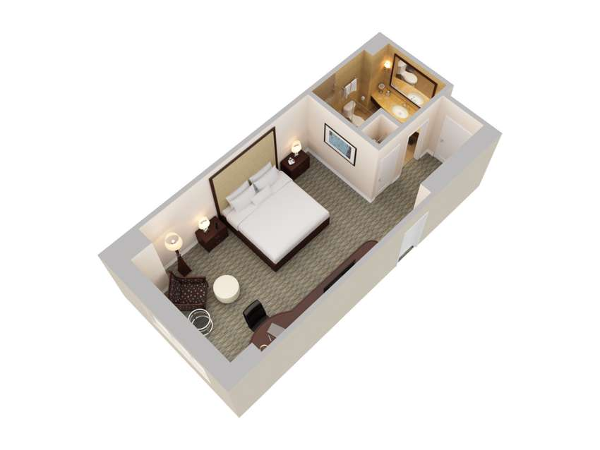 1 Bed Apartment For Sale in New Lahore City On Installments 0