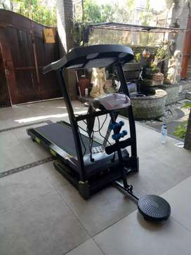 Treadmil treadmill paris AUTO INCLINE antar gratis