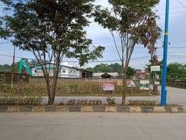 Tanah Siap Pakai Untuk Usaha di Pinggir Jalan Raya Jakarta