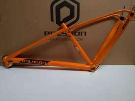 Frame sepeda Polygon heist X5