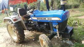 TRACTOR NEW HOLLAND - WB53C 0335