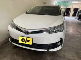 Toyota Corolla GLi 1.3 Auto 2020 Already Bank Leased