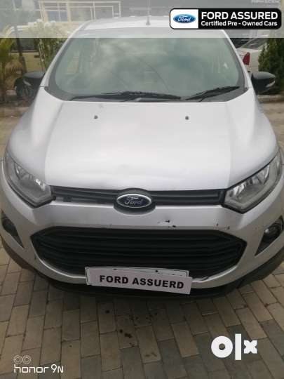 Ford Ecosport 1.5 Ti VCT MT Ambiente, 2016, Petrol 0