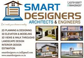 Interior Design For Residential & Commercial