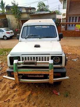 Maruti Suzuki zypsy is in good condition with power steering