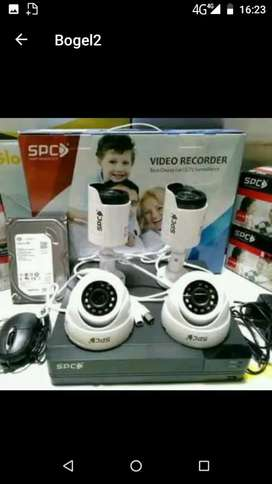 Paket CCTV DAHUA-HIKVISION-SPC || Paling Murah-Jujur Se-DKI
