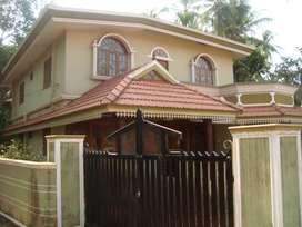 NH facing villa for rent