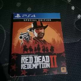 BD PS 4 Red Dead Redemption 2 (Special Edition)
