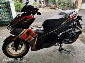 Yamaha Aerox 2020 Conected