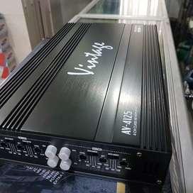 power 4 channel tenaga besar dan halus