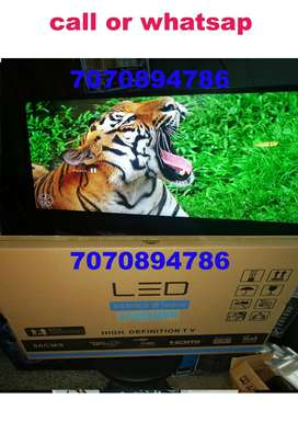 Naya LEDTV sabse kam price me 2yr warrenty all size available