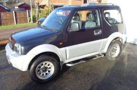 Suzuki Jimny 2011 on easy installment