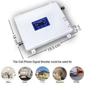 4G mobile signal booster for All Network voice calling / 4G
