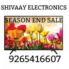 SEASON END SALE ON ALL SIZE SMART ANDRIOD LED TV'S FREE COD