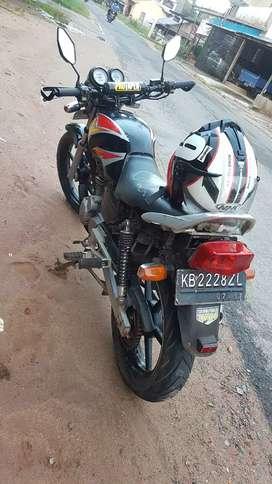 Honda tiger 2000 jepang