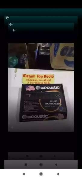 Pream karouke acoustic