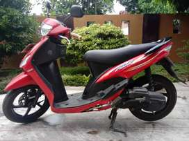 Mio sporty MX merah
