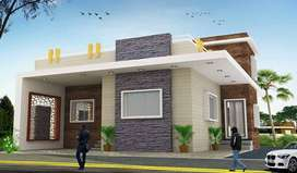 Residential Individual House in budget@ Padapai- 75% Bank Loan Offers