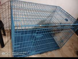 Cage for cat and dog  urgent sale