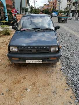Maruti 800 - all good including documents