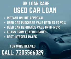 LOOKING FOR USED CAR LOAN