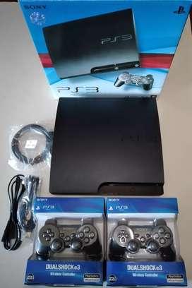 PS3 Slim New 500GB Seri 30 FullGame Bergaransi