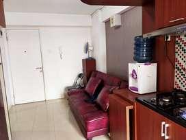 DISEWAKAN 2 BR Apt Bassura City tower Geranium