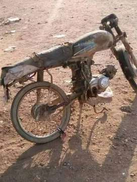This bick is made in india