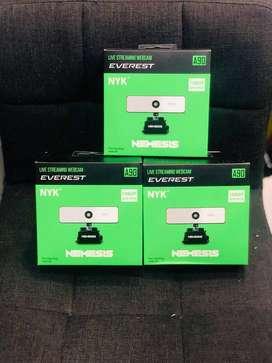 Webcam NYK A90 Everest 1080P Auto Focus