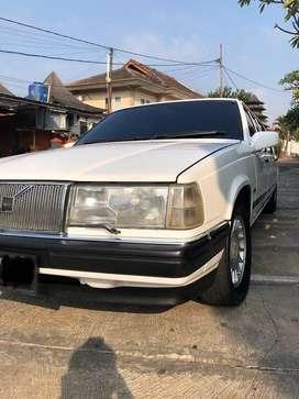Volvo 960 Limousine th 1991