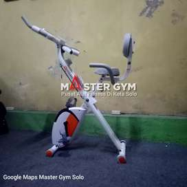 Sepeda Statis - Alat Fitness MG Sports - Master Gym !! #8908