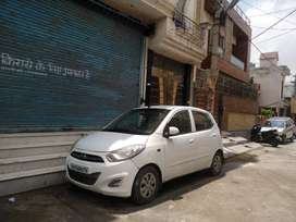 Hyundai i10 top model cng passed on papers