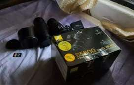 Nikon camera 56 d two lines