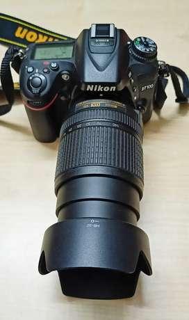 Nikon D7100 with Nikkor 18-140 f3.5-5.6 AF lens