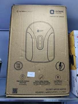 Orient water heater 3 liter