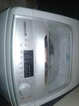 washing machine 11kg, samsung,