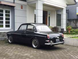 Notchback / sedan 1964 resto custom