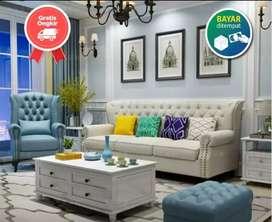 Sofa Chesterfield 311