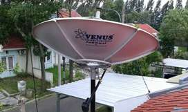 servis parabola bandar lampung