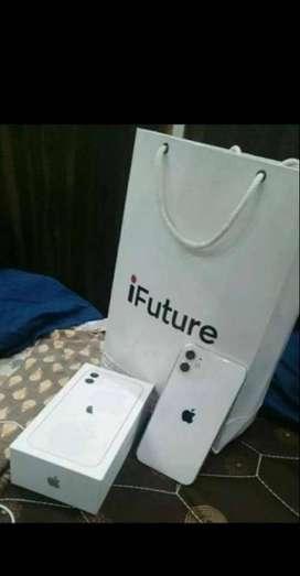 Iphone11 128gb -white