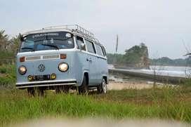 VW Combi Jerman 74 Cakep Terawat Siap Touring