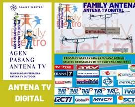 Terbaik pemasangan baru antena TV dan parabola terbaik